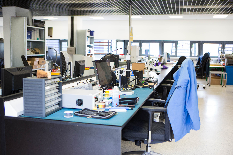 Nimbus Centre lab