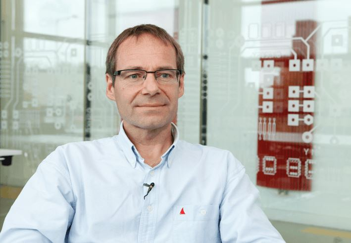 Nimbus Centre Head Dirk Pesch speaks to Silicon Republic