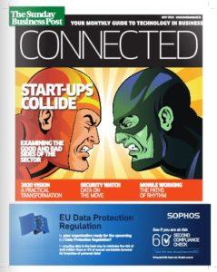 Start-Ups Collide: Nimbus talks to Connected