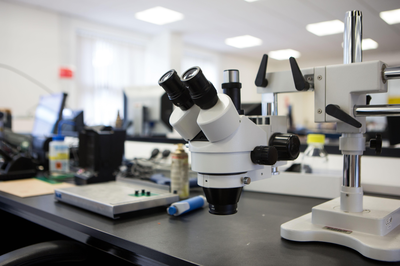 Nimbus Centre lab equipment