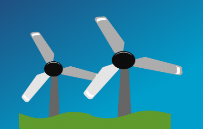 SmartBlocks - Wind Farm Image