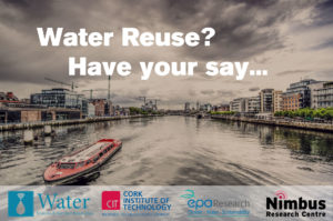 Launch of National Survey on Reuse of Treated Wastewater in Ireland