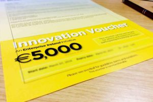 Innovation Voucher Open Call – 12th to 26th September 2018