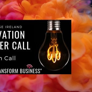 Enterprise Ireland, Innovation Voucher Open Call 2019
