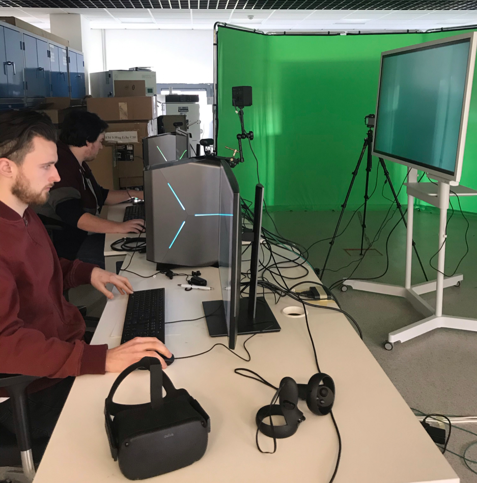 Meet our Interns who are helping us build our Mixed Reality Labs
